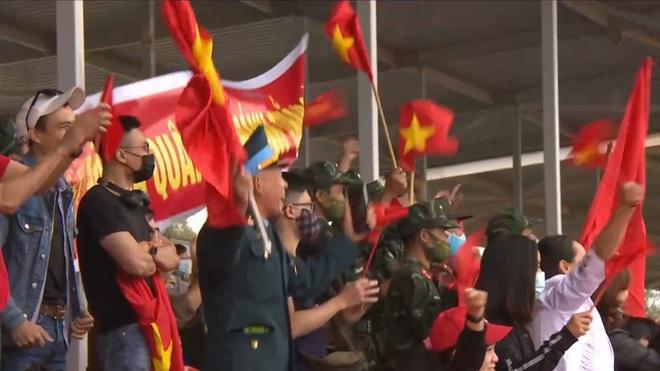 Ra quân thi đấu trận đầu tại Tank Biathlon 2020: Việt Nam tiến lên - Bắt đầu xuất phát! - Ảnh 1.