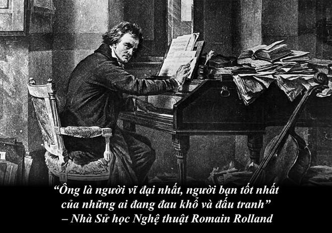 Ludwig Van Beethoven - cà phê và những bản giao hưởng khát vọng hạnh phúc - Ảnh 2.
