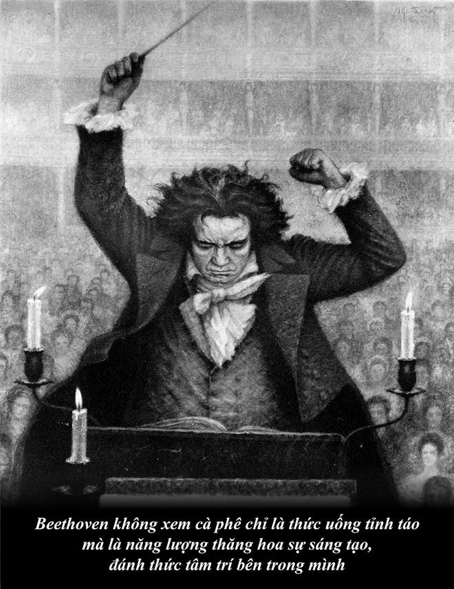 Ludwig Van Beethoven - cà phê và những bản giao hưởng khát vọng hạnh phúc - Ảnh 3.