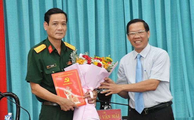 Ban Bí thư Trung ương Đảng chuẩn y, chỉ định nhân sự Quân đội, Công an