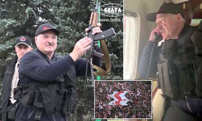 Vụ TT Belarus gọi người biểu tình là chuột: Nhà báo Nga nói ông Lukashenko thua ông Putin - Ảnh 1.