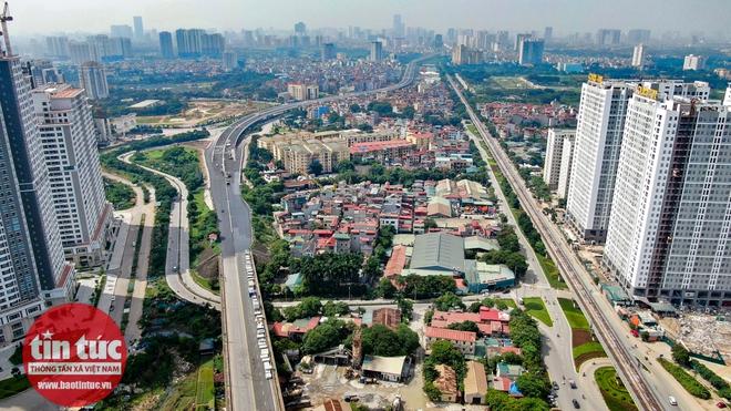 Toàn cảnh công trường sửa chữa cầu Thăng Long - Ảnh 9.