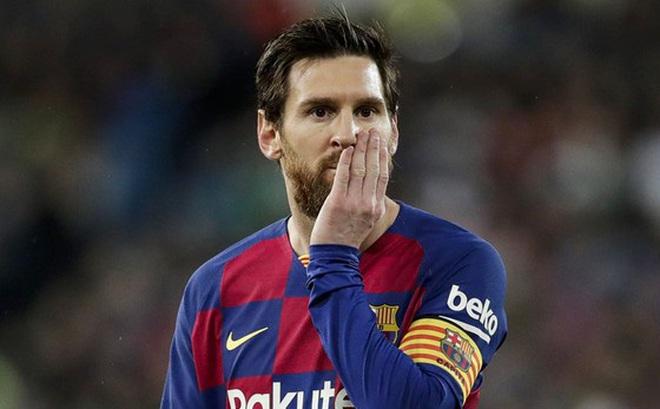 Man.City sẵn sàng kế hoạch đón Messi