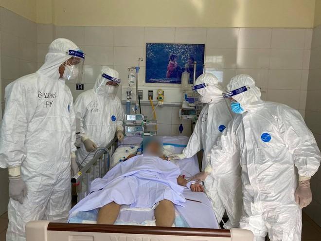 Bệnh nhân Covid-19 thứ 33 tử vong - Ảnh 1.