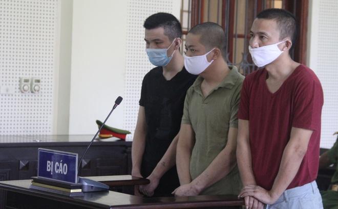 Trộm gần 300 triệu đồng từ ATM, 3 người Trung Quốc lĩnh 21 năm tù giam