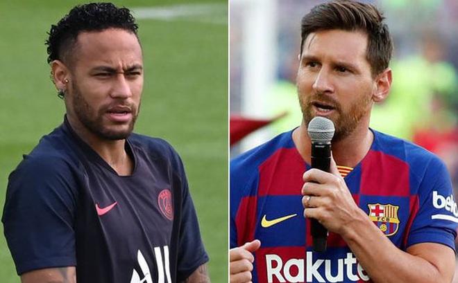 Gọi điện cho Neymar, Messi nuôi ý định tạo ra