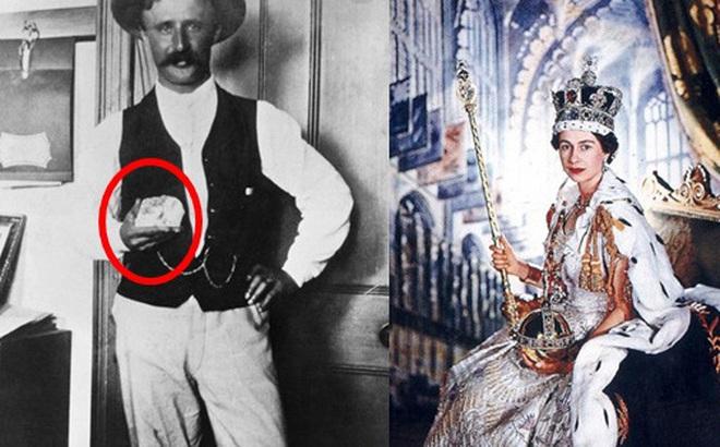 Vô tình vấp phải viên đá to bằng nắm tay, người đàn ông không ngờ sau đó nó trở thành món đồ vô giá và quan trọng đối với Hoàng gia Anh