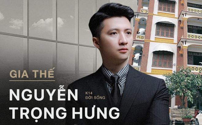 Khẳng định gia thế không hề thua kém 'rich kid phố cổ' Âu Hà My, vậy nhà Nguyễn Trọng Hưng có gì?