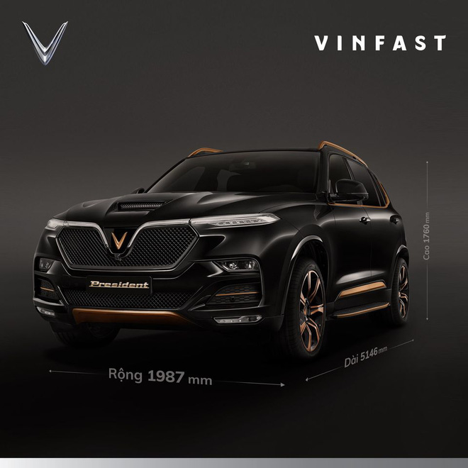 Hé lộ động cơ khủng của chiếc VinFast President - Ảnh 2.