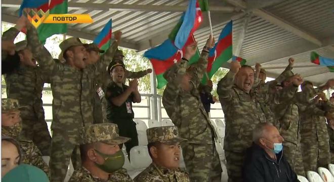 Tank Biathlon 2020: Trung Quốc thách thức Nga - Đua tranh nghẹt thở - Ảnh 2.