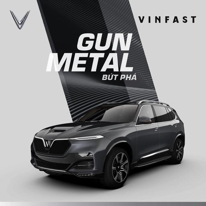 Chiêm ngưỡng loạt ngoại thất độc nhất vô nhị của chiếc VinFast President - Ảnh 2.