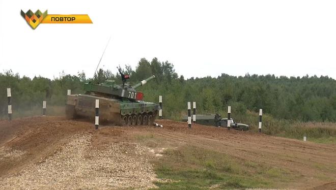 Tank Biathlon 2020: Trung Quốc thách thức Nga - Đua tranh nghẹt thở - Ảnh 1.