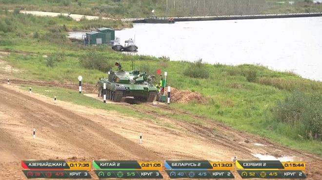 Đại tá Nguyễn Khắc Nguyệt: Lửa cháy sau lưng Trung Quốc ở Tank Biathlon 2020 - Ảnh 3.