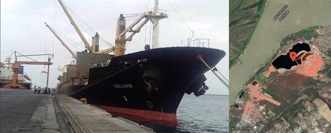 Reuters: Ẩn mình dưới vỏ bọc chở thực phẩm tới Venezuela, tàu Iran chứa thứ cực nguy hiểm? - Ảnh 3.