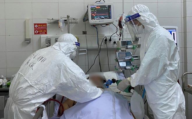 Bệnh nhân Covid-19 thứ 32 tử vong tại Việt Nam - Ảnh 1.