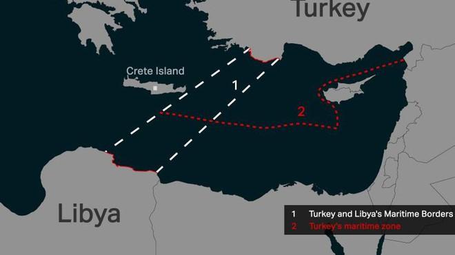 QĐ Thổ công bố cảnh F-16 khóa bắn tiêm kích Hy Lạp: 2 đồng minh NATO trên bờ vực xung đột! - Ảnh 3.