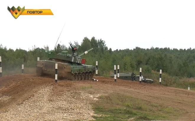 """Đại tá Nguyễn Khắc Nguyệt: """"Lửa cháy sau lưng"""" Trung Quốc ở Tank Biathlon 2020"""