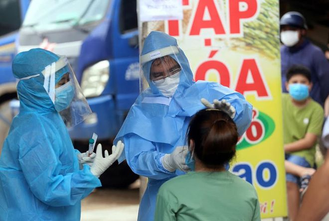 Lịch trình của 15 bệnh nhân COVID-19 mới ở Đà Nẵng trong đó có 4 nhân viên y tế - Ảnh 2.