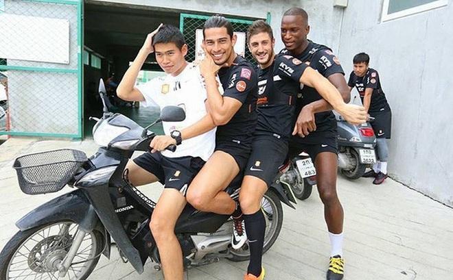 Tuyển thủ Costa Rica sắp gia nhập CLB TP.HCM thấy