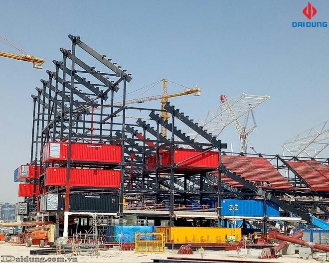 Chân dung doanh nghiệp Việt thi công dự án trị giá 80 triệu USD phục vụ World Cup 2022 - Ảnh 7.