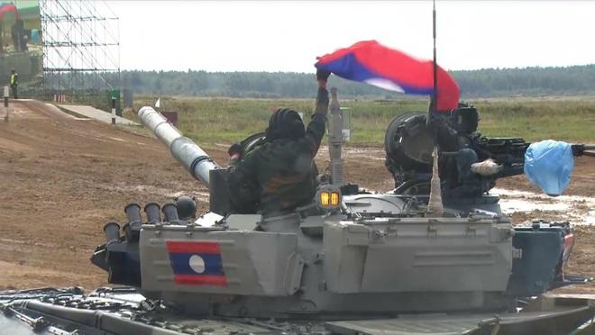 Đại tá Nguyễn Khắc Nguyệt: Việt Nam tạm xếp sau Lào, bất ngờ lớn ở Tank Biathlon 2020! - Ảnh 1.