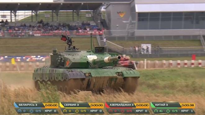 Tank Biathlon 2020: Belarus và Azerbaijan sẽ truy đuổi, kẹp chặt Trung Quốc - Gay cấn đến phút chót - Ảnh 2.