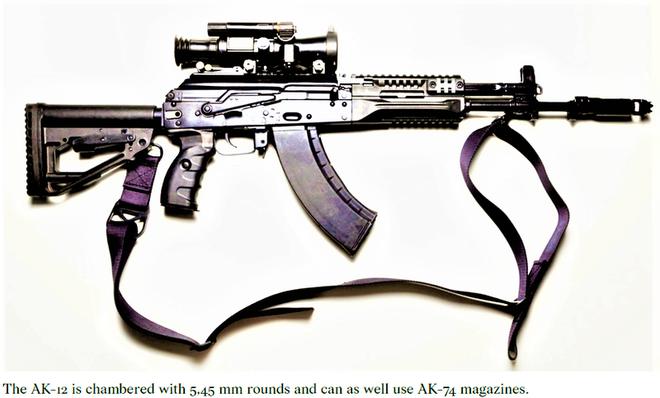 Tiểu liên AK-19 - Kỳ phùng địch thủ của HK416 và FN SCAR? - Ảnh 1.