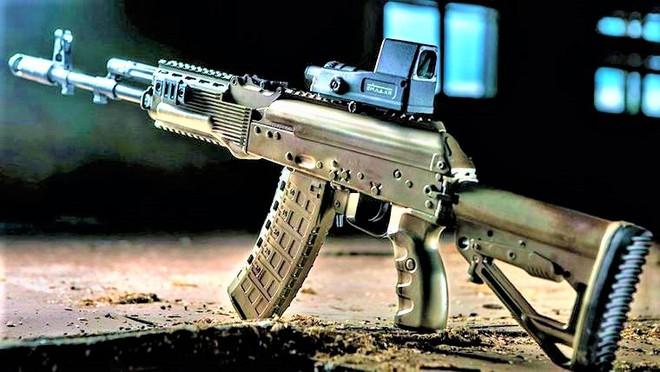 Tiểu liên AK-19 - Kỳ phùng địch thủ của HK416 và FN SCAR? - Ảnh 2.