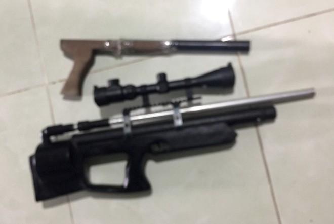 Thuê nhà để chế tạo, sản xuất súng trái phép - Ảnh 2.