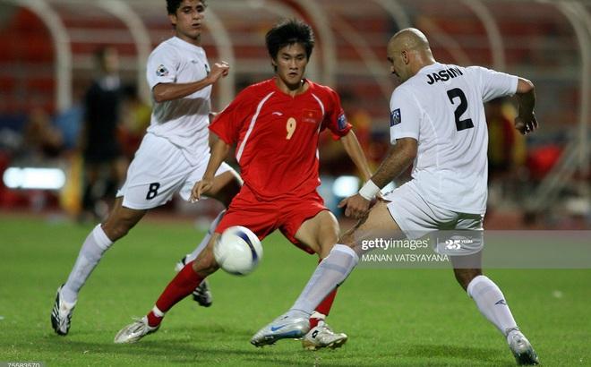 Siêu phẩm của Công Vinh được đề cử giải bàn thắng đẹp nhất lịch sử Asian Cup