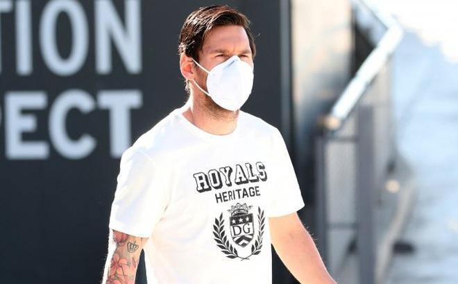 Messi chính thức có động thái