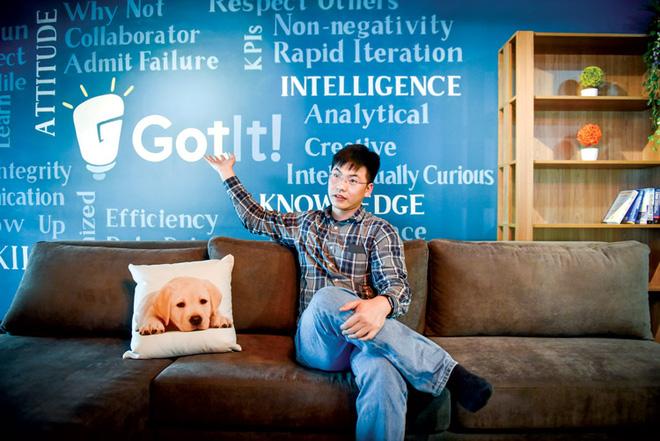 Chàng trai Việt thành công tại Mỹ: Có kỹ năng lập trình trong tay cũng sẽ giống như có siêu năng lực - Ảnh 4.