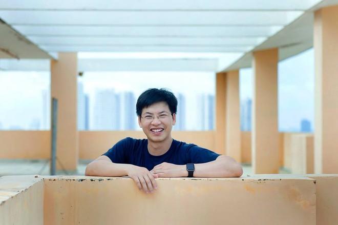 Chàng trai Việt thành công tại Mỹ: Có kỹ năng lập trình trong tay cũng sẽ giống như có siêu năng lực - Ảnh 1.