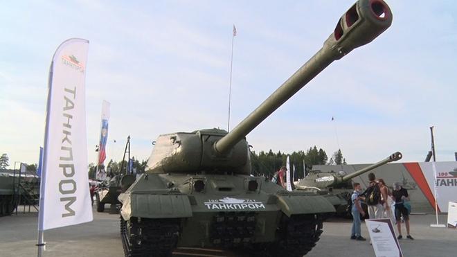 Con đường vinh danh 100 năm ngành chế tạo xe tăng Liên Xô và Nga - Ảnh 2.