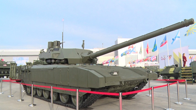 Con đường vinh danh 100 năm ngành chế tạo xe tăng Liên Xô và Nga - Ảnh 3.