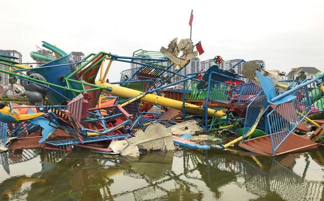 Hà Nội kết luận vụ cưỡng chế công viên nước Thanh Hà: Nhiều cán bộ quận Hà Đông 'dính' sai phạm