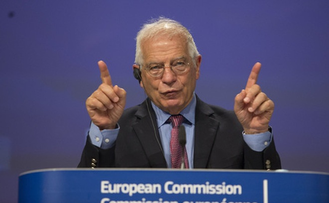 """Đại diện cấp cao EU gọi Trung Quốc là """"đế chế mới, phá hoại các chuẩn mực quốc tế"""""""