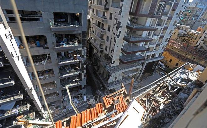 Vụ nổ ở Beirut: WB ước tính thiệt hại của Liban lên tới hơn 8 tỷ USD