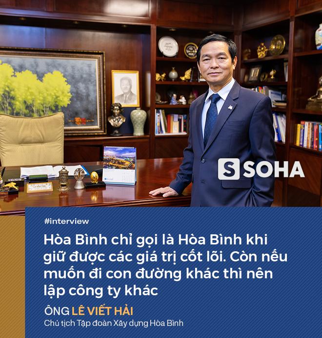 Cuộc truyền ngôi và niềm tin của Chủ tịch Tập đoàn Xây dựng Hòa Bình: Nhà thầu Việt Nam sẽ thay thế Trung Quốc! - Ảnh 12.