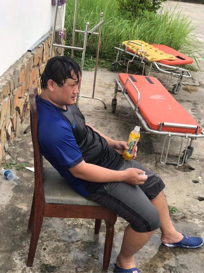 PGĐ 115 Đà Nẵng nói về cuộc chiến chống Covid-19: Chúng tôi kiệt sức nhưng không ngã quỵ - Ảnh 1.