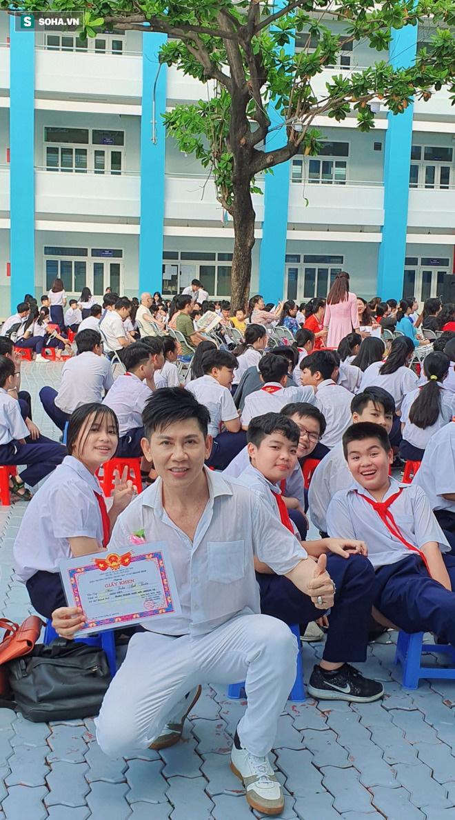 Ngôi sao Mưa bụi Mai Tuấn bỏ showbiz làm giáo viên và hành động bất ngờ của Phi Nhung - Ảnh 8.
