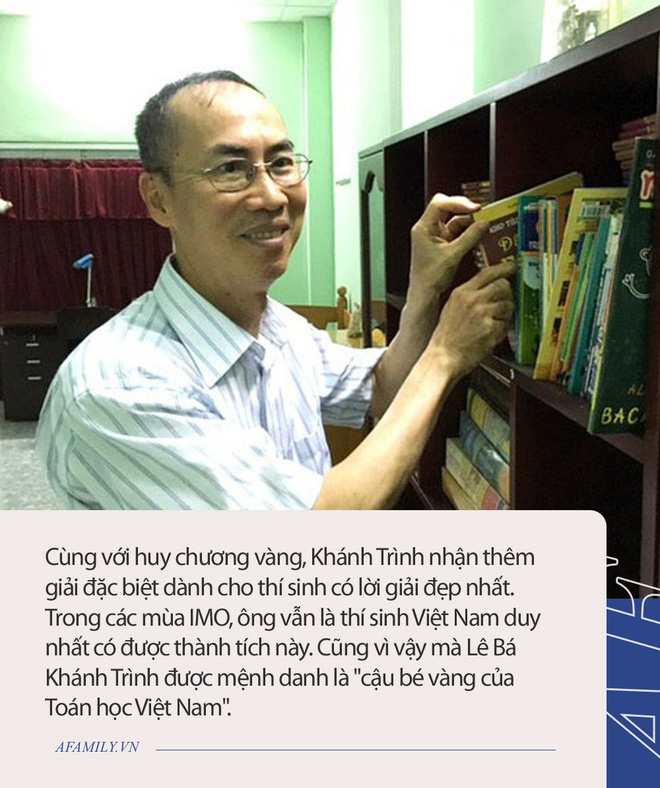 Việt Nam từng có một thần đồng lẫy lừng, được mệnh danh cậu bé vàng của làng Toán học, sau nhiều năm bỗng gây sốt MXH vì điều này - Ảnh 3.