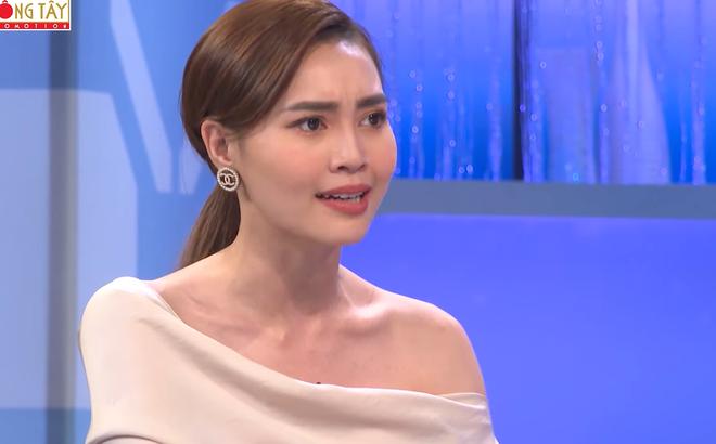"""Ninh Dương Lan Ngọc: """"Tôi tự tử nhưng không chết"""""""