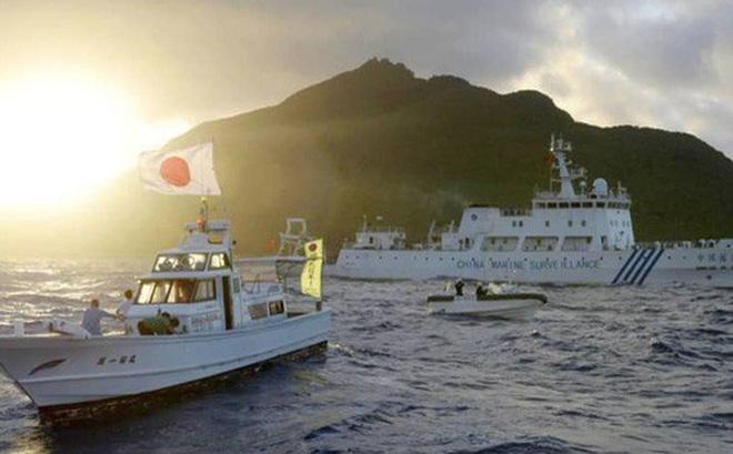 Thế lực không ngờ chấm dứt sự hiện diện của tàu Trung Quốc gần Senkaku