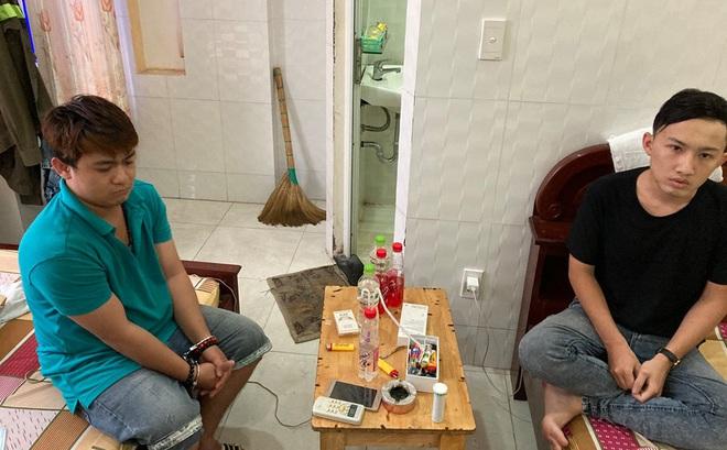 Nhóm nam nữ thuê phòng nghi phê ma túy tập thể trong nhà nghỉ ở Sài Gòn giữa mùa Covid-19