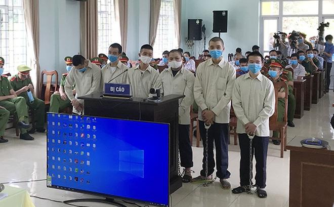 Phạt 25 năm tù 6 thanh niên Quảng Ninh lập đường dây đưa người Trung Quốc vào Việt Nam