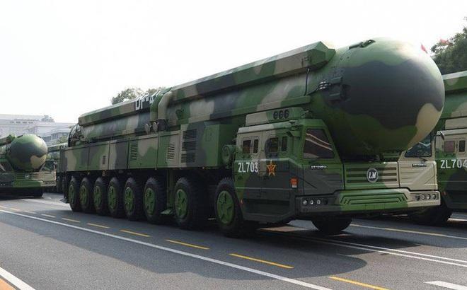 Cựu sĩ quan tên lửa TQ: Bắc Kinh có thể phản đòn hạt nhân của kẻ thù chỉ trong vài phút