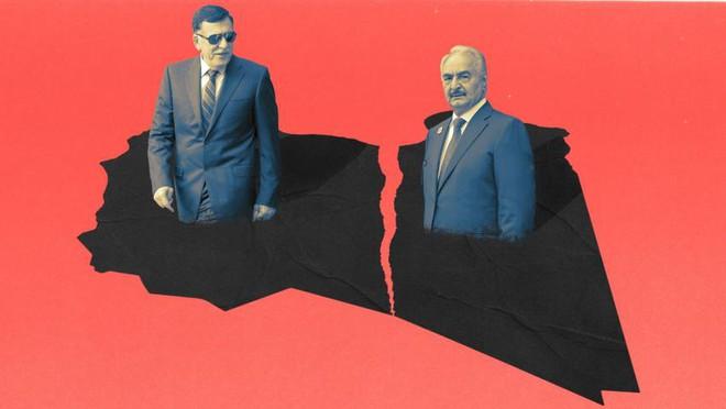 Chưa đến 5 năm đã thống trị tam giác chiến lược Syria-Libya-Ai Cập, có ai làm được như Tổng thống Putin? - Ảnh 3.