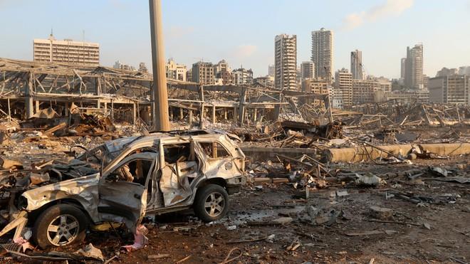 Tiết lộ mới nhất về nguyên nhân vụ nổ san bằng một phần thủ đô của Lebanon - Ảnh 1.