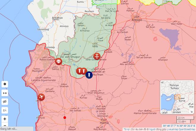 Máy bay Nga xuất kích, giội bom cứu nguy cho QĐ Syria - Israel đưa thủ lĩnh Hezbollah vào tầm ngắm - Ảnh 1.